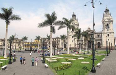 LIMA, ciudad de los reyes y de exquisita gastronomía
