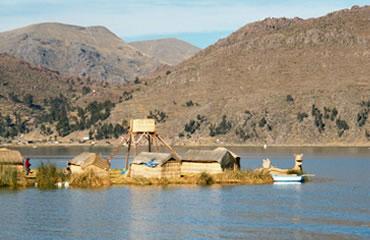 PUNO y el maravilloso Lago Titicaca