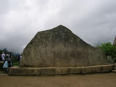 La Roca sagrada