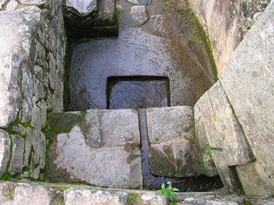 Escalinata de las fuentes