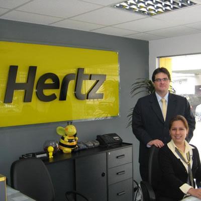 Hertz Perú - INKAS Rent a Car