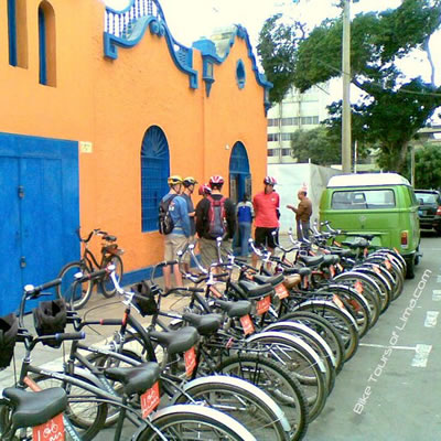 Bike Tours of Lima