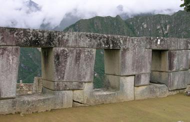 Templo de las 3 ventanas