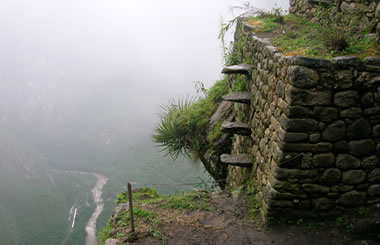 Camino a Huayna Picchu