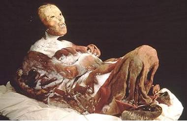 Momia Juanita, Museo Santuarios Andinos