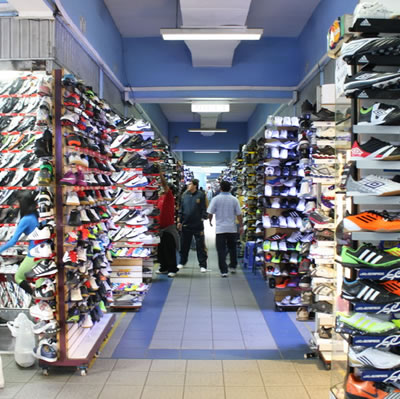Centro Comercial Polvos Azules