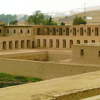 Santuario de Pachacámac