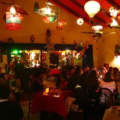 Café Restaurant Aldea Yanapay