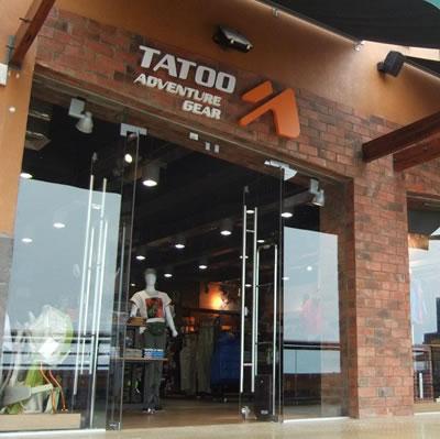 Tatoo Adventure Gear