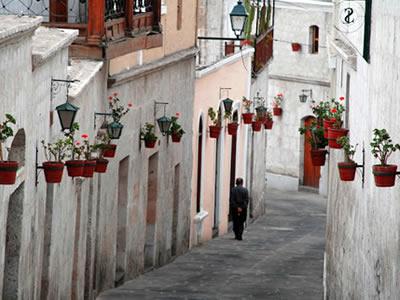 Barrio San Lázaro