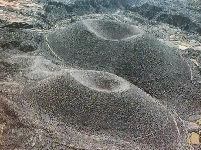 Valle de los volcanes de Andagua