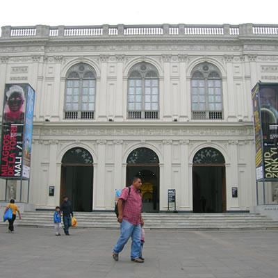 Museo de Arte de Lima - MALI