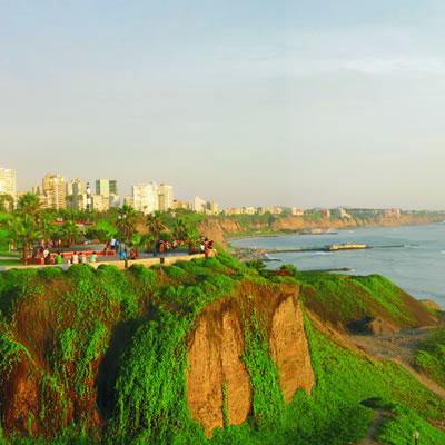 Malecón de la Costa Verde